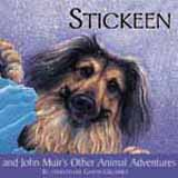 Stickeen by Garth Gilchrist - art by Christopher Canyon CD Cover