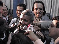 Rodolfo Montiel after being released from prison