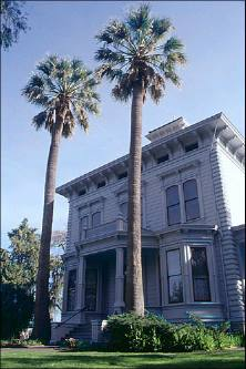 John Muir House, Martinez, California, Photo by Krista Kennell, Copyright 2001