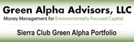 Green Alpha Advisors, LLC: Money Management for Environmentally Focused Capital