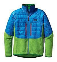 patagonia, jacket, Nano Puff, hybrid jacket,  snow gear, winter camping