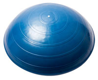 Bosu exercise ball