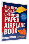 The New World Champion Paper Airplane, Ten Speed Press