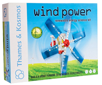 wind power toy